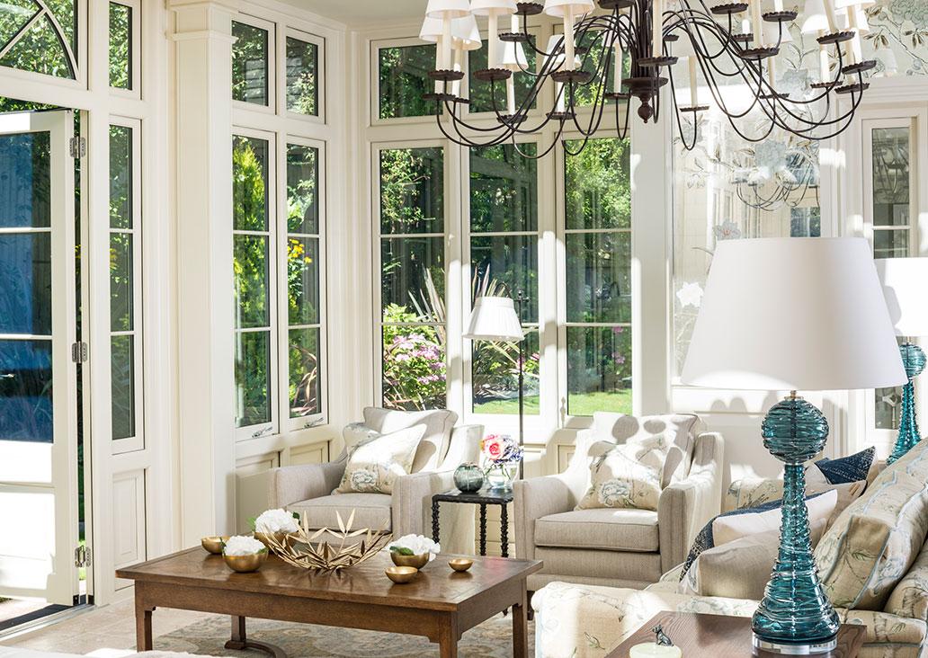 Exquisite, award-winning interiors